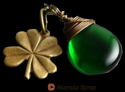 Bijoux de la St Patrick