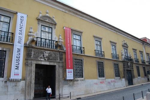 Le quartier Lapa et le musée  à Lisbonne (photos)
