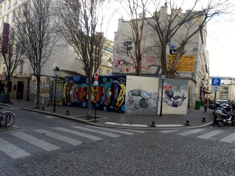 Rue de l'Espérance