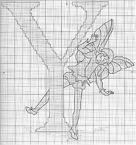 29.Flower Fairies Alphabet Book