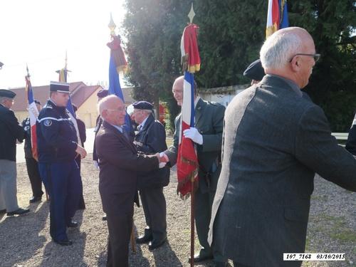 * 71 anniversaire de la libération de Ronchamp