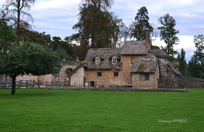 Versailles : Le Domaine de Marie-Antoinette : La ferme