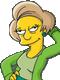 edna krapabelle Simpson film