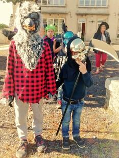 Halloween avec l'Ehpad - 19/10/18