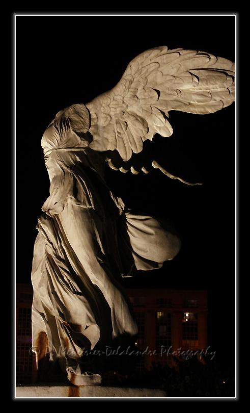 La Victoire de Samothrace - (Antigone - Montpellier - Hérault)