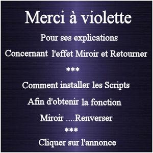 Merci Violette