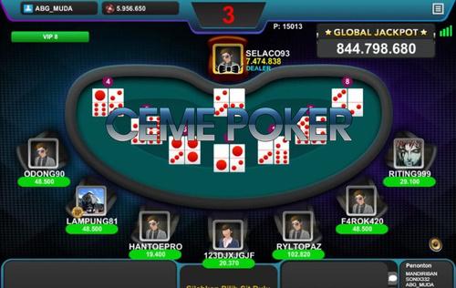 Cara Bermain Ceme Poker dan Omaha Poker Deposit Pakai Pulsa
