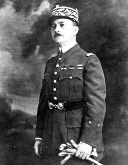 Charles Delestraint, le chef de l'Armée Secrète