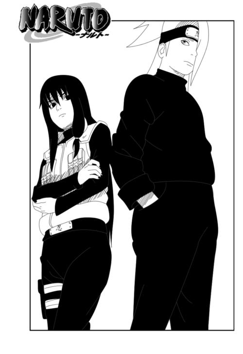 Arina & Deidara [1]