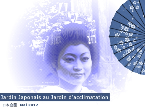 Jardin Japonais au Jardin d'Acclimatation