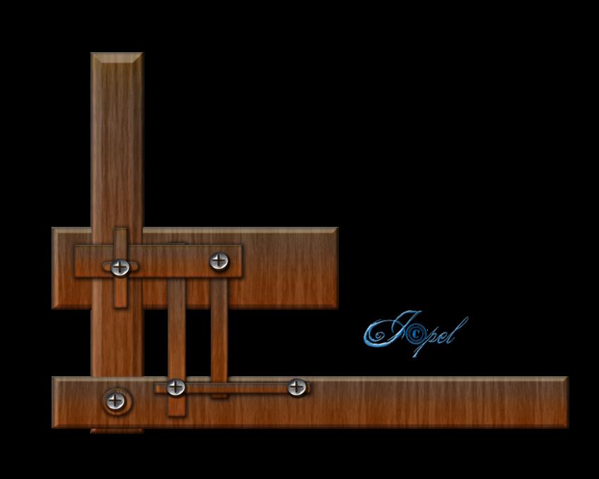 Steampunk bois et métal