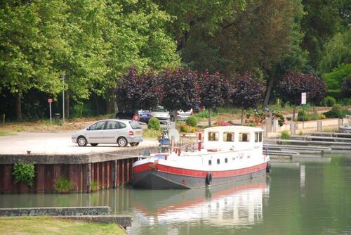 Port canal de Valence d'Agen