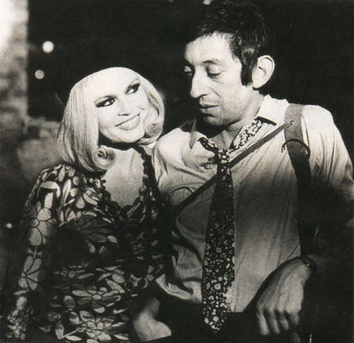 Serge Gainsbourg & Brigitte Bardot - Bonnie And Clyde