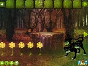 Jouer à Green pegasus fantasy escape