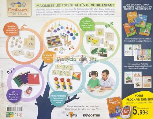 N° 1 Montessori à la maison - Test