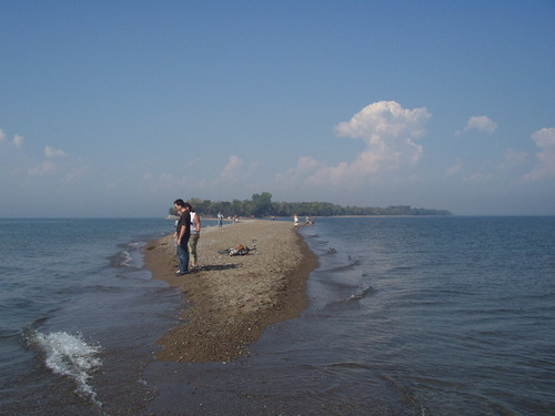 Découvrez les rives du lac Erié