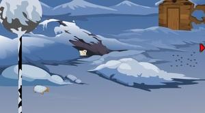 Jouer à Snow island escape