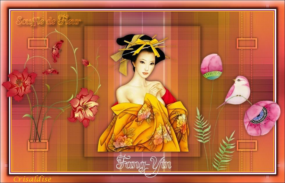Fan-Ying Soufle de fleurs