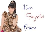 Riho Sayashi France