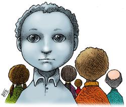 Etude sur l'intégration scolaire des enfants autistes en France
