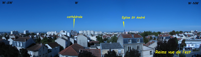 Reims panoramique