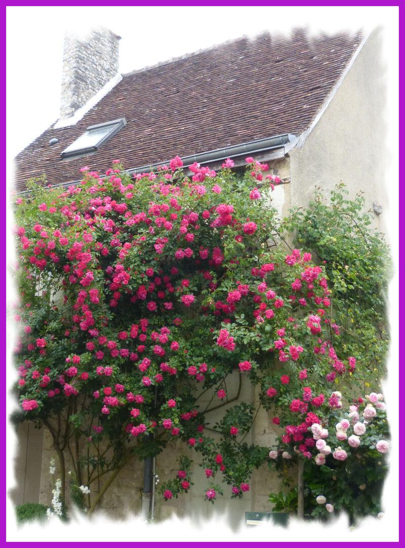 Rue du Lavoir ...