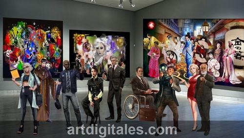 L'exposition 2019