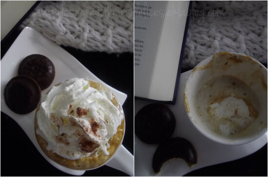 White Chocolate Latte { Cannelle & Vanille}