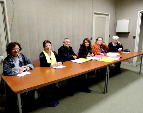 L'Assemblée Générale 2015 de Châtillon-Scènes