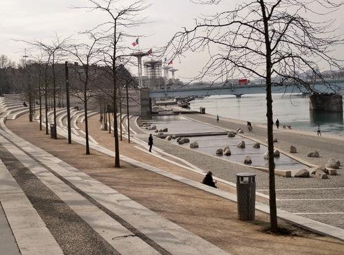 Le long des quais de Lyon (photos)