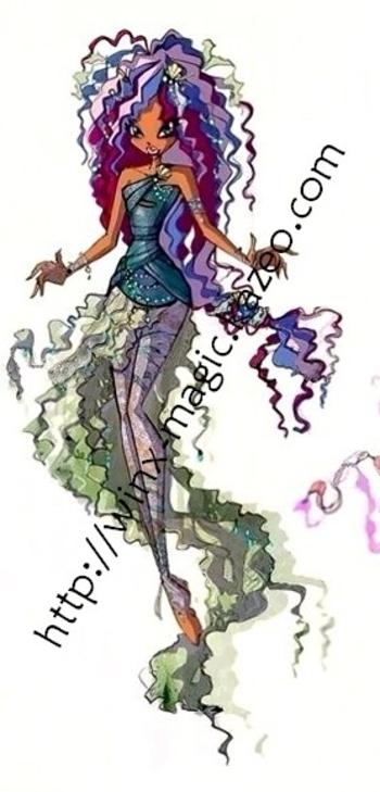 concept Layla Sirenix gothic