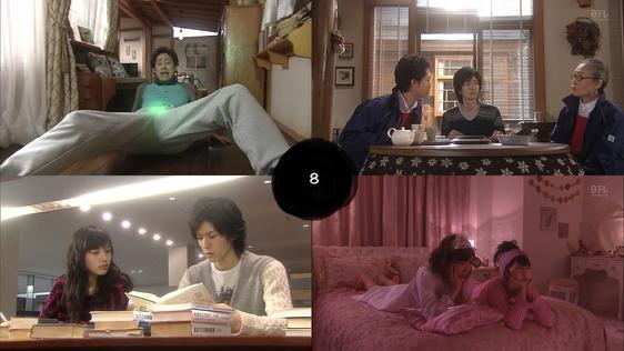Sortie de l'épisode 8 de Share House no Koibito ♫