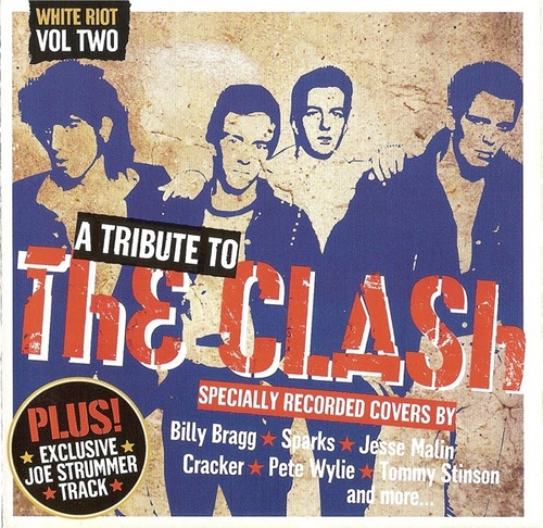 Side by Side # 107 - White Riot - The Clash/ Cracker