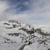 De la Punta Lapazuso (2271 m), panorama de la Punta Escarra au pic de l'Ouradé