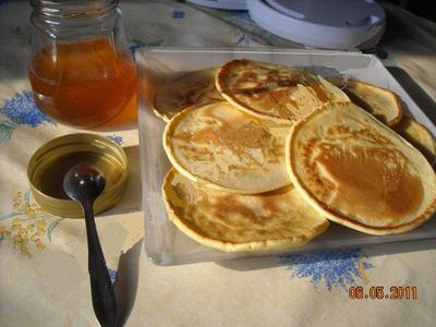 Blog de lisezmoi :Hello! Bienvenue sur mon blog!, La recette du jour : Pancakes