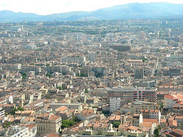 Marseille vue de la Vierge (16)