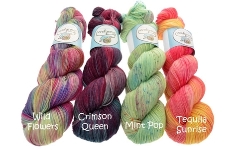 Ultimate Sock Yarn de SnailYarn
