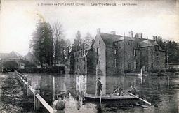 LES REMPARTS DES YVETEAUX (Orne)