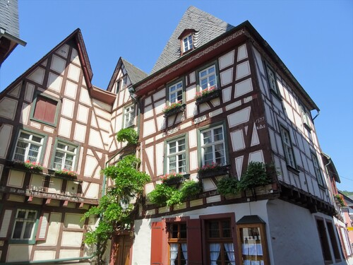 Bacharach en Allemagne (photos)