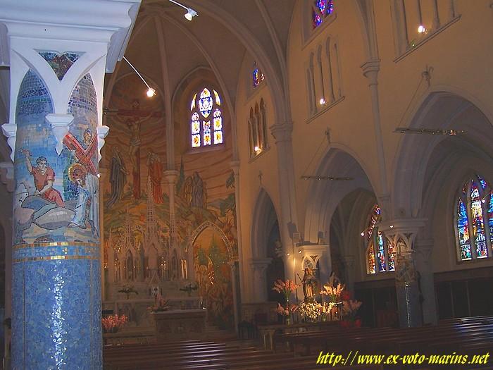 Morbihan Eglise de Riantec-56670