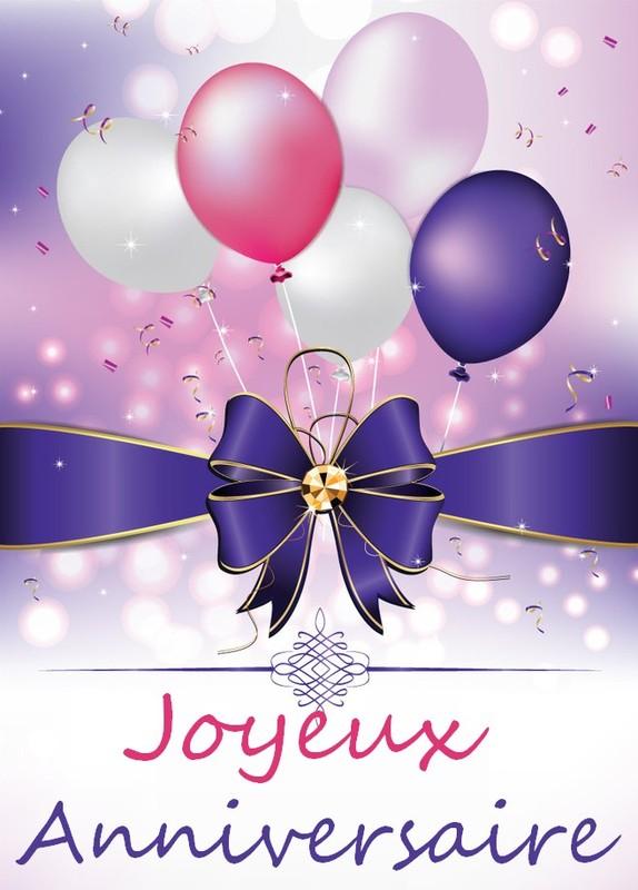 JOYEUX  ANNIVERSAIRES