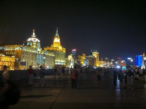 """Balade à Pudong """"l'Est du fleuve"""""""