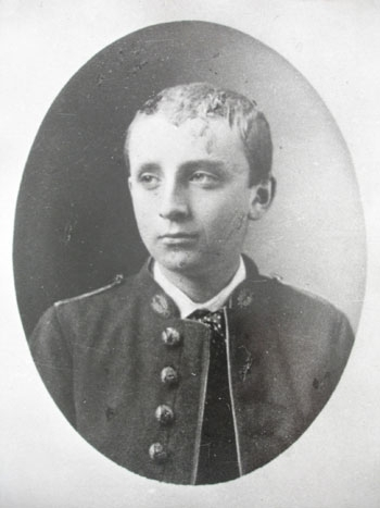 Paul Claudel collégien