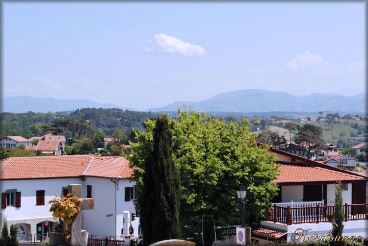 Photo de Bidart, côte basque
