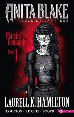 Anita Blake de Laurell K. Hamilton (comics)