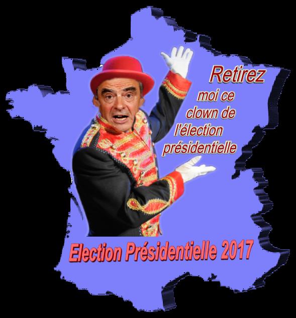 Election présidentielle 2017 (Humour)