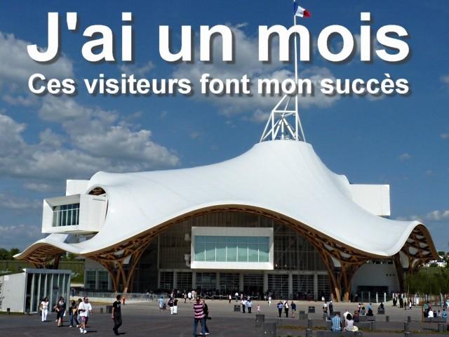 Centre Pompidou Metz 1 visiteurs 12 06 10