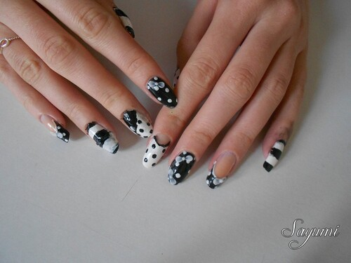 Nail Art 3D - It's time to fail !