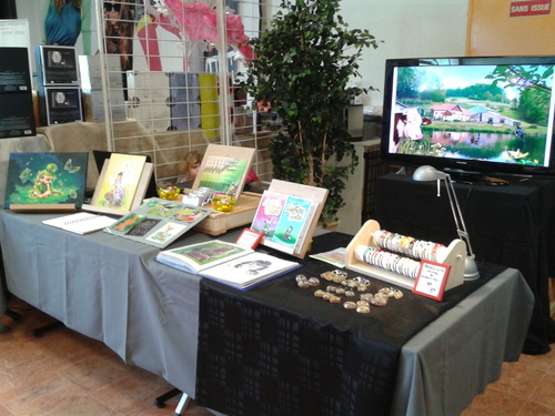 Photos du salon 9 & 10 Mai 2015 à Vittel