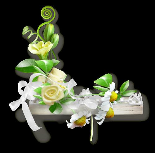 Ornements Floraux Série 21